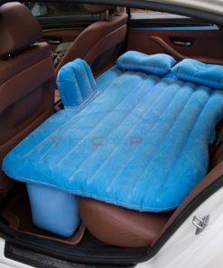 Đệm hơi ô tô màu xanh dương