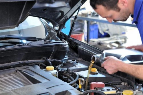Bảo dưỡng xe ô tô