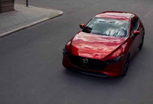 Mazda3 Sport 2020